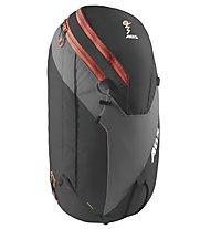 ABS Vario 32 - zaino zip-on, Black/Orange