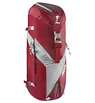 ABS Vario 45+5 - zaino zip-on, Red/Grey