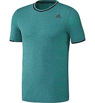 Adidas Adistar Primeknit M T-Shirt Running, Green