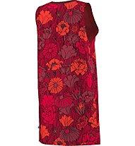 Adidas Dress Tank Dress Top lungo donna, Red
