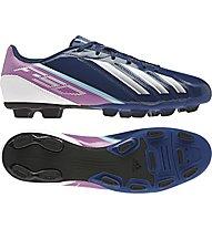 Adidas F5 TRX FG, Dark Blue/White/Lilac