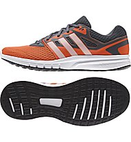 Adidas Galaxy 2 M - scarpa running, Onix/Orange