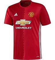 Adidas Home Replica Manchester United FC Maglia calcio, Red