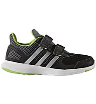 Adidas Hyperfast 2.0 CF K - scarpe da ginnastica bambino, Black