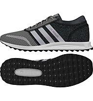 Adidas Originals Los Angeles Sneaker Herren, Solid Grey/Metallic Silver