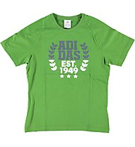 Adidas Lpm 1949 Tee T-Shirt, Dark Green