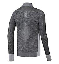 Adidas Primeknit Sweatshirt/Runningshirt, Grey