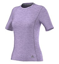 Adidas Supernova Laufshirt Damen, Purple