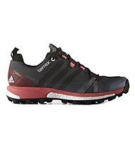 Adidas Terrex Agravic GTX Women - Damenschuhe, Grey/Red