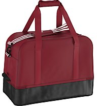 Adidas Tiro15 Team Bag Medium - Fußballtasche, Red/Black