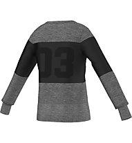 Adidas Wardrobe Style Sweat Girls, Grey Heather/Black