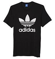 Adidas Originals Originals Trefoil T-Shirt, Black