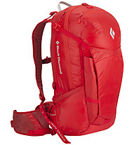 Black Diamond Nitro 26 - Rucksack, Red