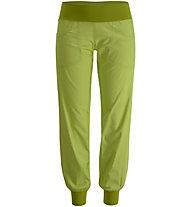 Black Diamond Notion Pants - pantaloni arrampicata donna, Aloe