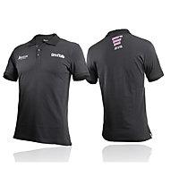 Boxeur Des Rues Polo sportiva Giro d'Italia Polo Mm Logo, Black