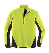 Brooks Drift 1/2 Zip, Nightlife/Black
