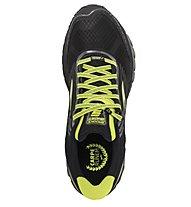 Brooks Ghost 9 GTX Neutral Laufschuh Herren, Black/Yellow