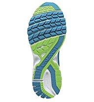 Brooks Launch 3 - scarpe running, Blue/Green