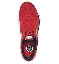 Brooks Launch 3 scarpa running, Red/Black