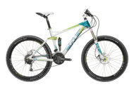 Sportarten > Bike > MTB vollgefedert >  Bulls Jillaroo Lady