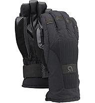 Burton Support gloves guanti da snowboard, Black