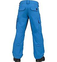 Burton Boys' Exile Cargo Pant Snowboardhosen, Blue-Ray