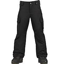 Burton Boys' Exile Cargo Pant Snowboardhosen, True Black