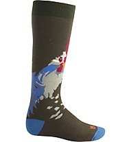 Burton Party Sock, Chicken