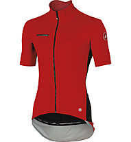 Castelli Perfetto Light kurzärmliges Radtrikot, Red