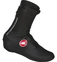 Castelli Pioggia 3 Shoecover Copriscarpe ciclismo, Black