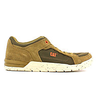 Caterpillar Indent scarpa tempo libero, Brown