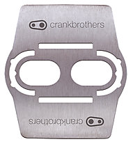 Crank Brothers Shoe Shields, Silver
