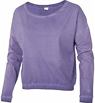Dimensione Danza Heavy Jersey with Treatment, Lavender