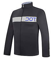 Dotout Noob Jersey FZ, Anthracite/Black