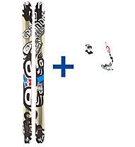 Dynafit Grand Teton ST Set: Ski+Bindung