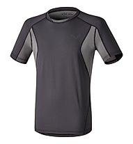 Dynafit Trail S/S Tee T-Shirt, Asphalt
