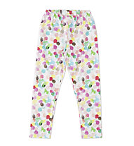 Everlast Leggings Multicolor Bambina, White/Multicolor