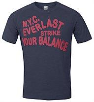Everlast T-shirt California, Blu America