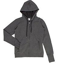 Everlast Stretch Damen-Trainingsanzug mit Kapuze, Grey/Black
