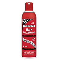 Finish Line Teflon-Plus Dry Spray 500 ml, Red