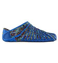 Vibram Furoshiki Furoshiki - scarpa tempo libero, Blue Flowers
