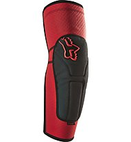 Fox Launch Enduro Elbow Pads MTB-Ellbogenschützer, Red/Black