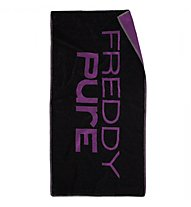Freddy Color Towel Pure, Black/Purple