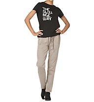 Freddy Completo: pantaloni + T-shirt Jersey, Brown/Black