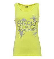 Freddy Pure Dance Active Shirt Damen, Sun
