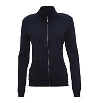 Freddy Zip sweatshirt - felpa ginnastica donna, Dark Blue