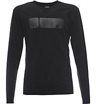 Freddy Sweatshirt Core Active Trainingspullover Herren, Black