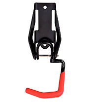 Fuxon Faltbarer Wandhaken/Fahrradhalter, Black