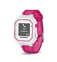 Garmin Forerunner 25, White/Rose