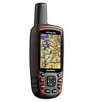 Garmin GPSmap 62s + TrekMap Italia, Black